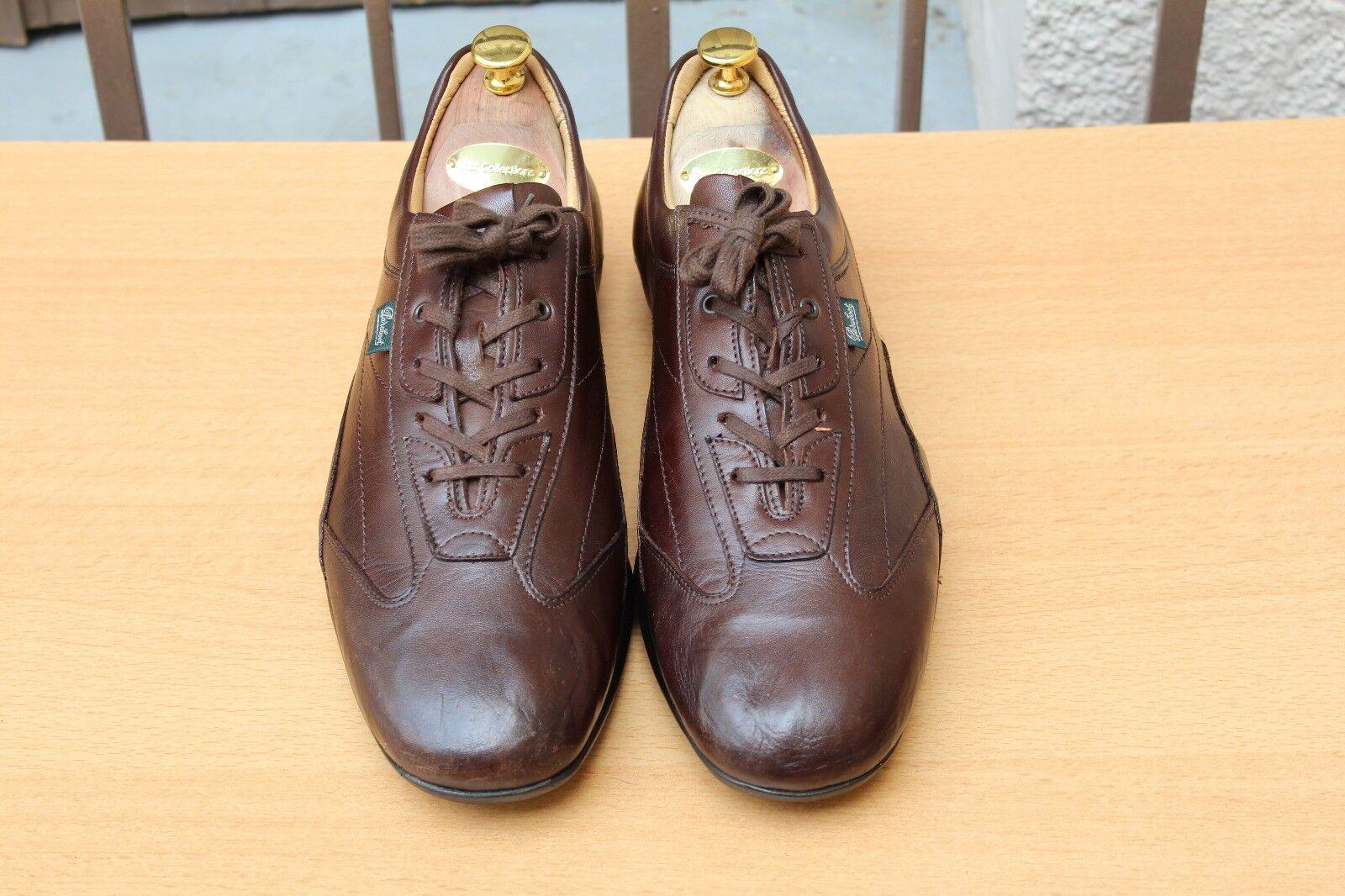 shoes DERBY PARABOOT A LACETS COUSU BLAKE 10,5  44,5 EXCELLENT ETAT SHOES