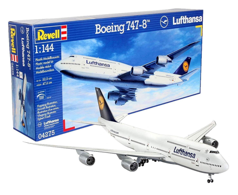 Revell -Germany  BOEING 748-8 1 144  RMG4275-NEW
