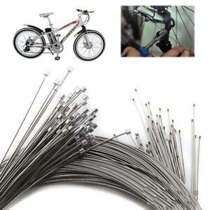 10PCS-Bicyclette-Velo-Route-Derailleur-Cable-De-Vitesse-Frein-Interieure-Fil
