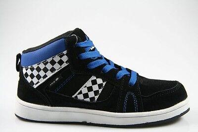NEU Orig. Lico Scooter Skater Turnschuhe Sneaker 530217 blau/schwarz Gr. 35 NEU