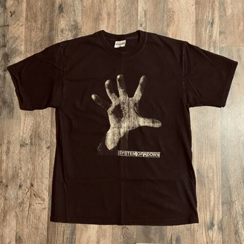 System Of A Down Vintage T-Shirt - image 1