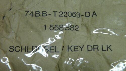 TYPE 3 MK1 MK2 RS2000 ESCORT CAPRI MK1 MK2 RS GT GENUINE FORD NOS KEY BLANK