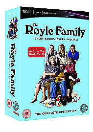 The-Royle-Family-The-Complete-Collection-DVD-2010-7-Disc-Set-Box-Set