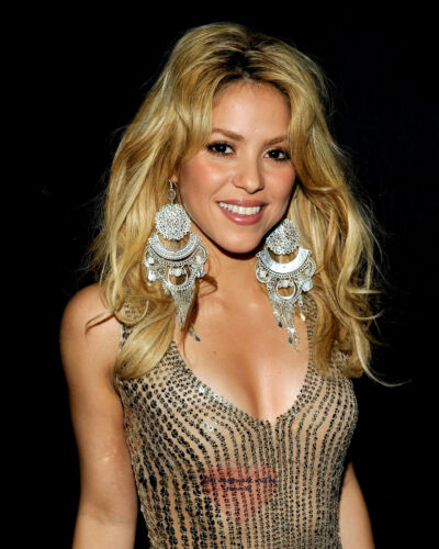 8X10 glossy /& Other Size /& Paper Type  PHOTO PICTURE s5 Shakira
