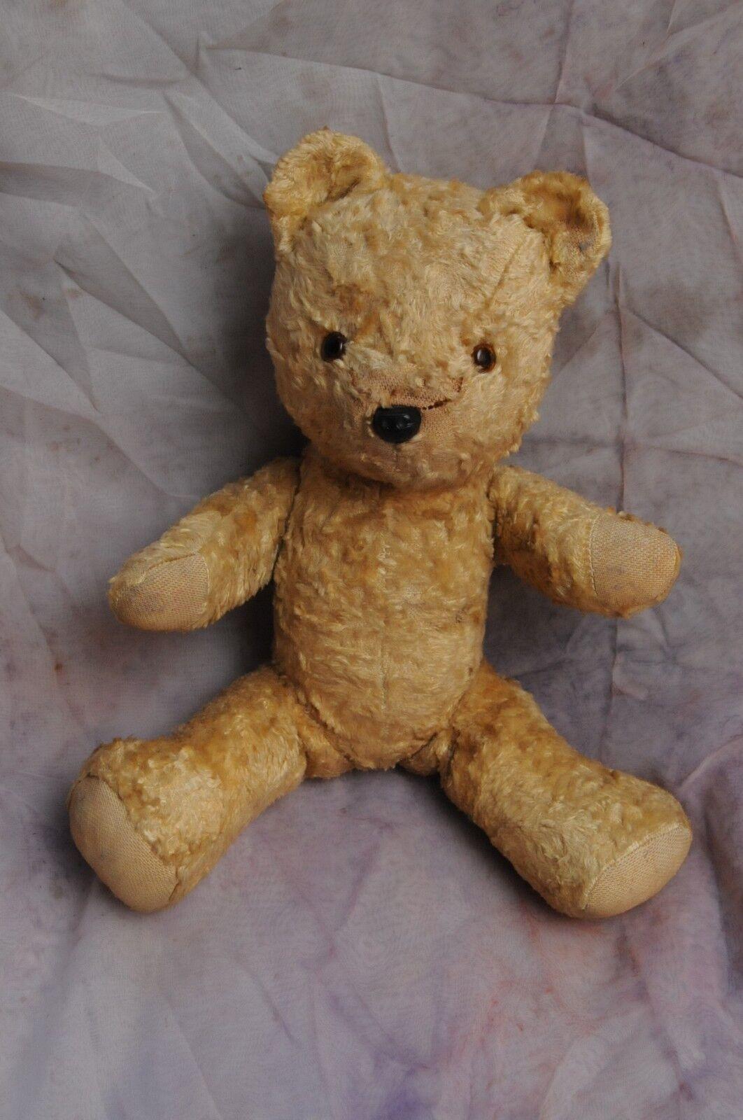 Vintage Teddy Bear (1960s - 70s)