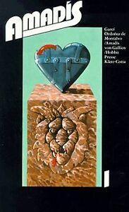 Amadis-von-Gallien-Nach-alten-Chroniken-2-Bde-von-Gar-Buch-Zustand-gut