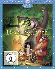 Walt Disney - Blu-ray - DSCHUNGELBUCH - Diamond Edition - im Schuber - NEU + OVP
