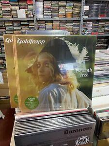 Goldfrapp LP Seventh Frei Yellow Vinyl Versiegelt 2021