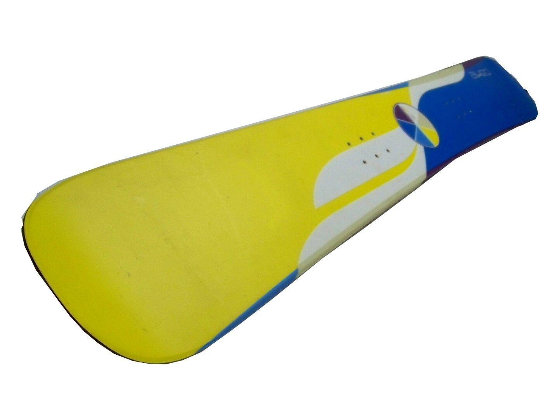 ALPINE FREERIDE SNOWBOARD Fanatic 154 Alpine Snowboard for Plate Binding HX14