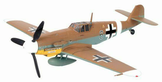 Dragon Wings 1 72 ME109G-2 TROP III. JG 77, Nord Africa, 1942, 50087