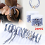 24-Pieces-Set-Hair-Accessories-Girl-Simple-Cute-Shape-Hair-Tie-Girl-Rope-Gifts thumbnail 1