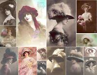Vintage Victorian/Edwardian Ladies More Than 1500 Photos/Image Scans DVD-ROM