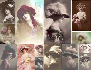 Vintage-Victorian-Edwardian-Ladies-Children-Over-1500-Photos-Images-CD-ROM