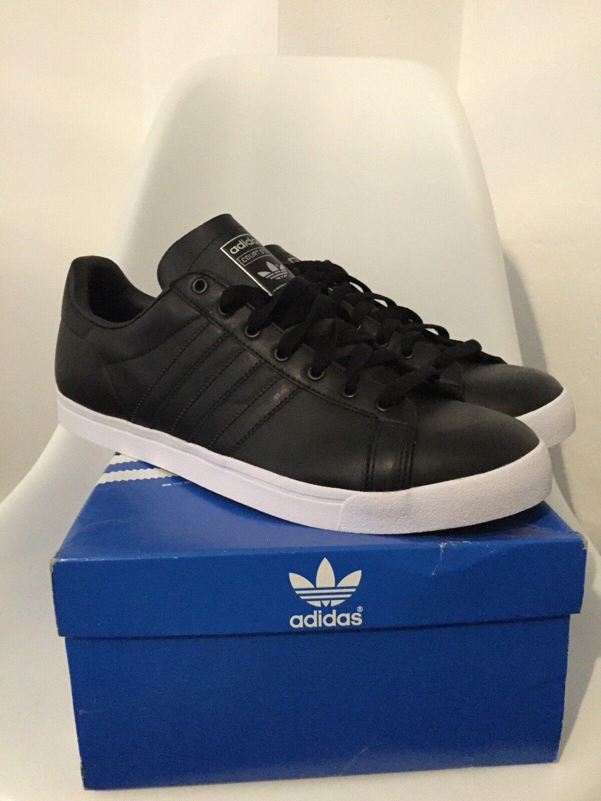Adidas 1 Court Star, negro, 12 1 Adidas / 2 temporada de recortes de precios, beneficios de descuentos 403740