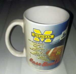 Michigan-Wolverines-Rose-Bowl-Bound-1997-National-Champions-Coffee-Mug-Cup