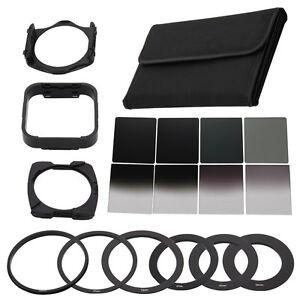 20-in1-Neutral-Density-Gradual-ND-Filter-Kit-Rings-Case-Holder-DSLR-Camera-Lens