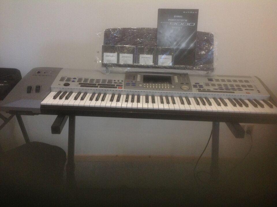 Keyboard, Yamaha Pro 9000