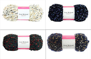 Lot-of-3-skeins-Isaac-Mizrahi-039-Carnegie-Hill-039-Bulky-Yarn-Your-Color-Choice