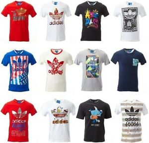 adidas t shirts uomo original