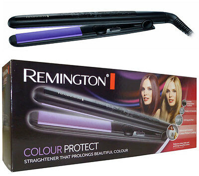 REMINGTON COLOUR PROTECT HAIR STRAIGHTENER S6300 BN NR