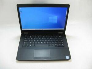 Dell-E5470-14-034-Laptop-2-3GHz-Core-i5-8GB-RAM-256-GB-HDD-Windows-10-Grade-A