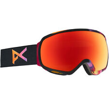 90d58a07a73 anon Deringer MFI Goggles Disco Tiger Red SOLEX for sale online