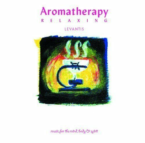 RELAXATION MUSIC ~ AROMATHERAPY NEW SEALED CD CALM FOR THE MIND + BODY CHILL OUT