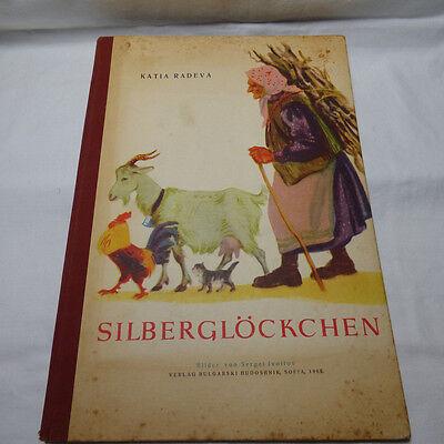 DDR- Silberglöckchen - Katja Radeva - Verlag  Bulgarski Sofia 1968