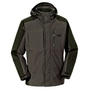 Details about *Jack Wolfskin All Terrain Texapore O2+2L Jacket Waterproof Medium NWT $458