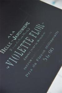 Jeanne-d-039-Arc-Living-Stencil-034-Violette-Flor-034-18x22cm-Shabby-Chic-Schablone-NEU