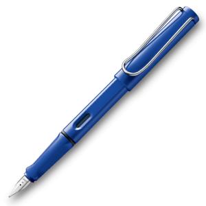 Lamy Safari Fountain Pen White Broad Point Nib L19WEB NEW in box