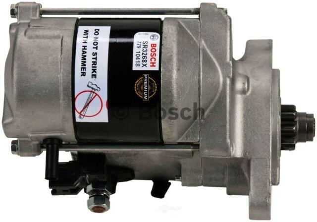 Starter Motor Bosch Sr3268x Reman Fits 98