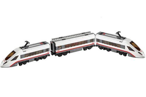 LEGO CITY 60051 ICE LOK OHNE Motor Zug OHNE Power Function Eisenbahn