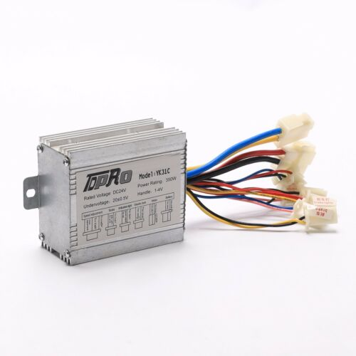 Brush Speed Controller Box 24 Volt 350 Watt Electric for Scooter Buggy Bike