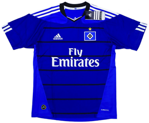 Hamburg 2010-11 Away Jersey (Large Boys) BRAND NEW W TAGS