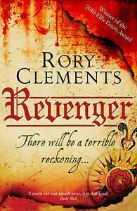 Revenger (John Shakespeare #2) by Rory Clements