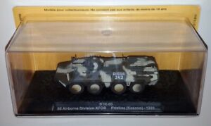 Carro-Armato-Altaya-1-72-BTR-80-KFOR-Pristina-Kosovo-Diecast
