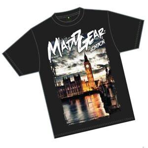 Black from Madd Gear Scooters MGP London Kids T-Shirt
