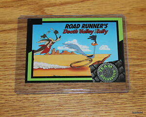 Rare /& Collectible 1993 TEAM BLOCKBUSTER #29 Road Runner Game Card Near Mint