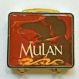 Disney-Pin-Badge-WDW-Pin-of-the-Month-Lunch-Time-Tales-Mulan