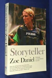 STORYTELLER-Zoe-Daniel-FOREIGN-CORRESPONDENT-MEMOIR-ABC-NEWS-SOUTHEAST-ASIA-Book