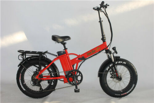 Green-Bike-USA-GB1-FAT-TIRE-folding-electric-bicycle-500W-48V-10AH-Battery