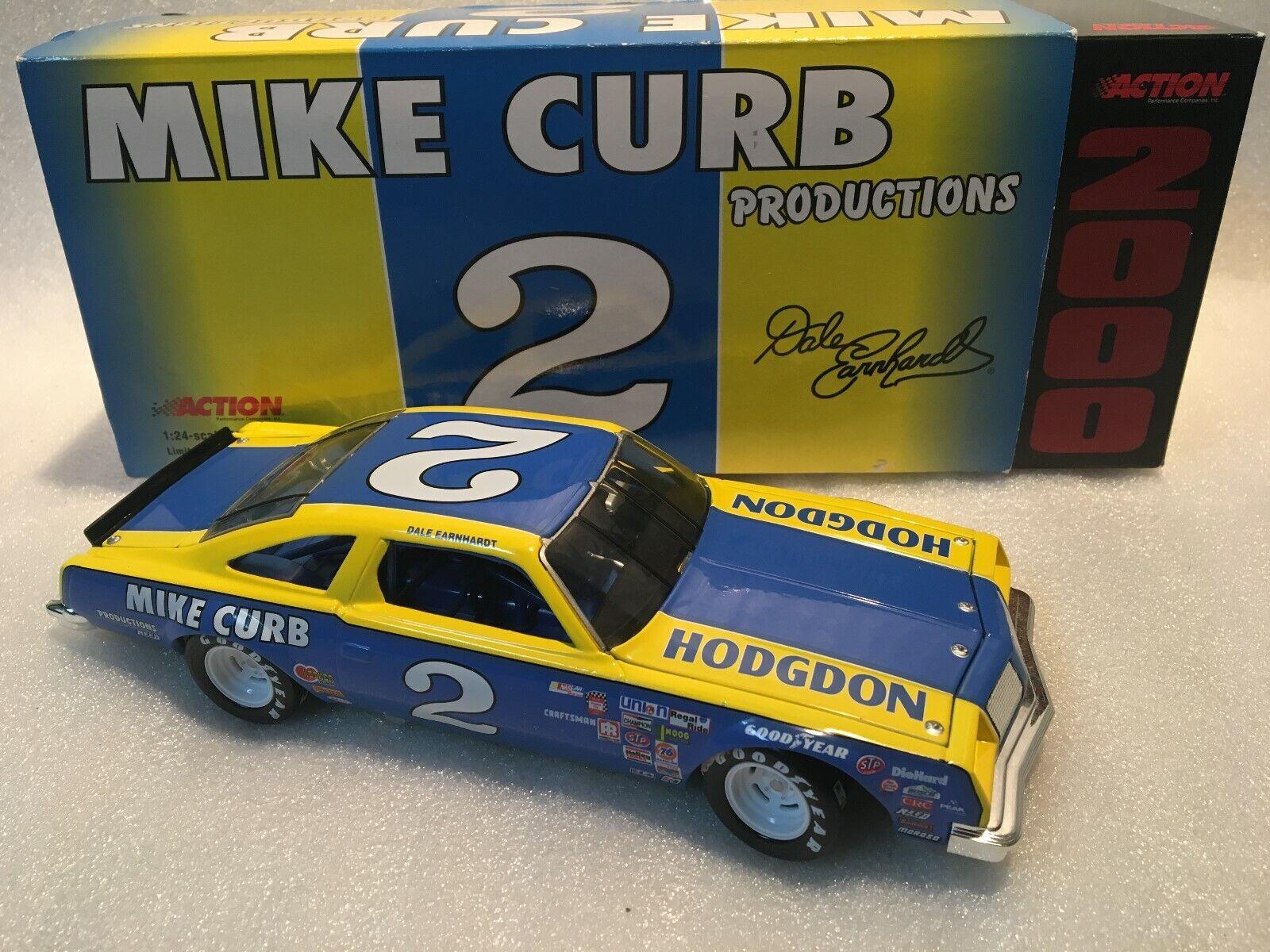 1980年のマイクカーブアクション1 : 24スケール車2000