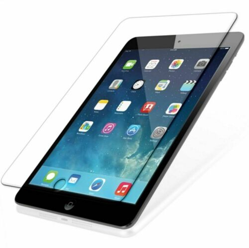 """For Apple iPad 6th Generation 9.7/"""" 2018 Clear HD Tempered Glass Screen Protector"""