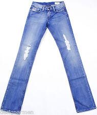 DIESEL Liv 008AR Jeans 25X34 8AR rara 100% Auténtico