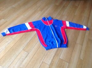 Vintage Ipswich Town Football Club Tracksuit Top - Romford, Essex, United Kingdom - Vintage Ipswich Town Football Club Tracksuit Top - Romford, Essex, United Kingdom