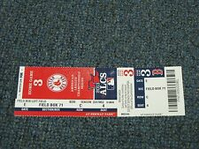 2013 American League Championship Series Game 3 Ticket Boston Red Sox