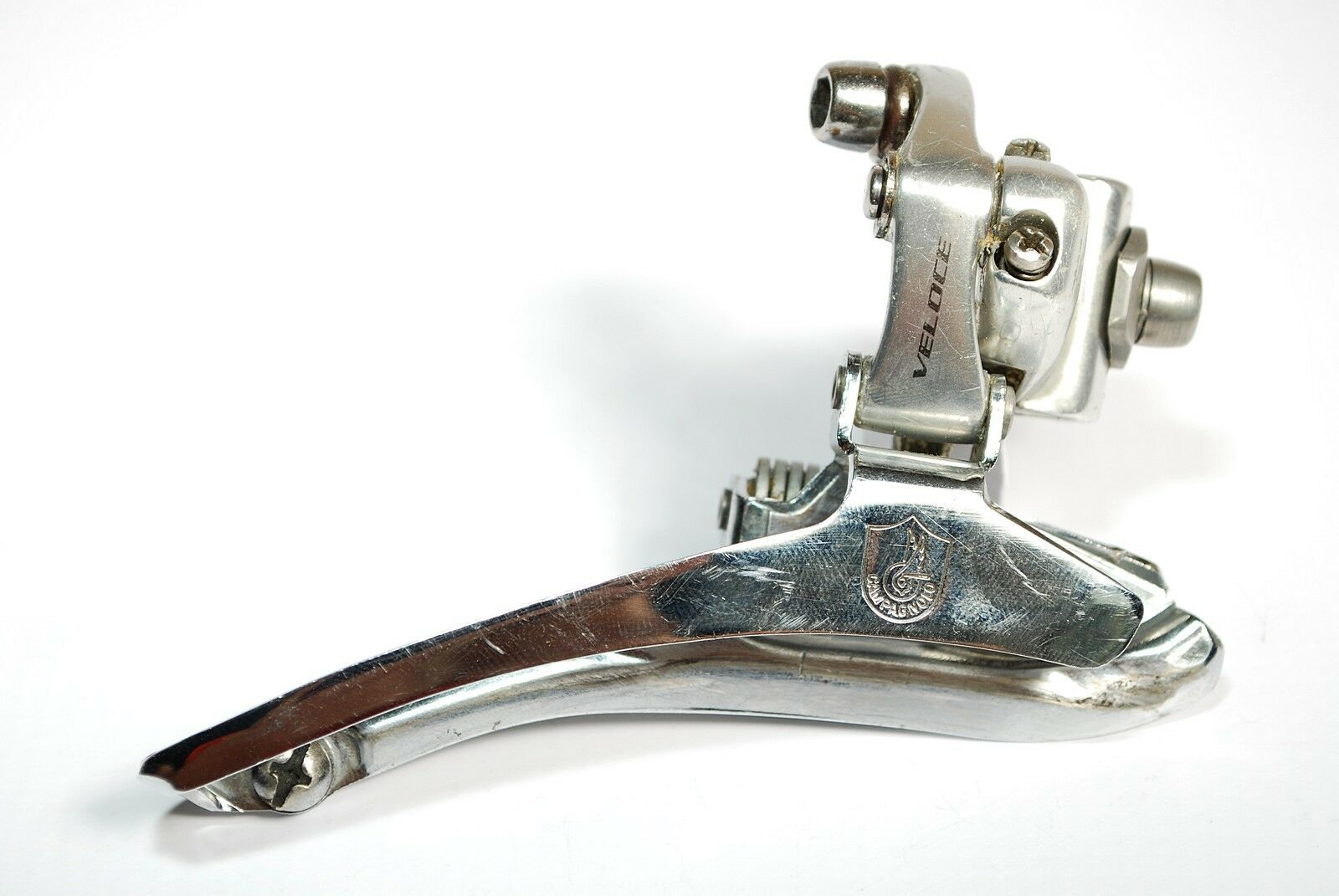 Vintage Campagnolo Veloce Bicycle Front Derailleur Road Bike Braze  On Mech  novelty items