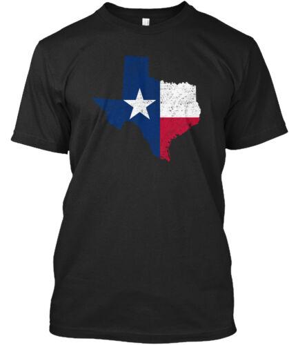 Texas state flag vintage effet vieilli Standard Unisexe T-Shirt