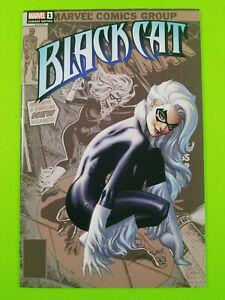 Black Cat # 1 Game 1:10 Variant Cover NM Marvel